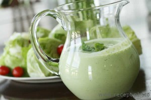 Соус для салатов с тархуном