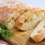 Чиабатта рецепт приготовления