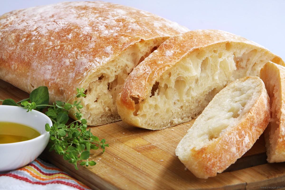 Картинки по запросу фото хлеб Чиабатта (Италия)