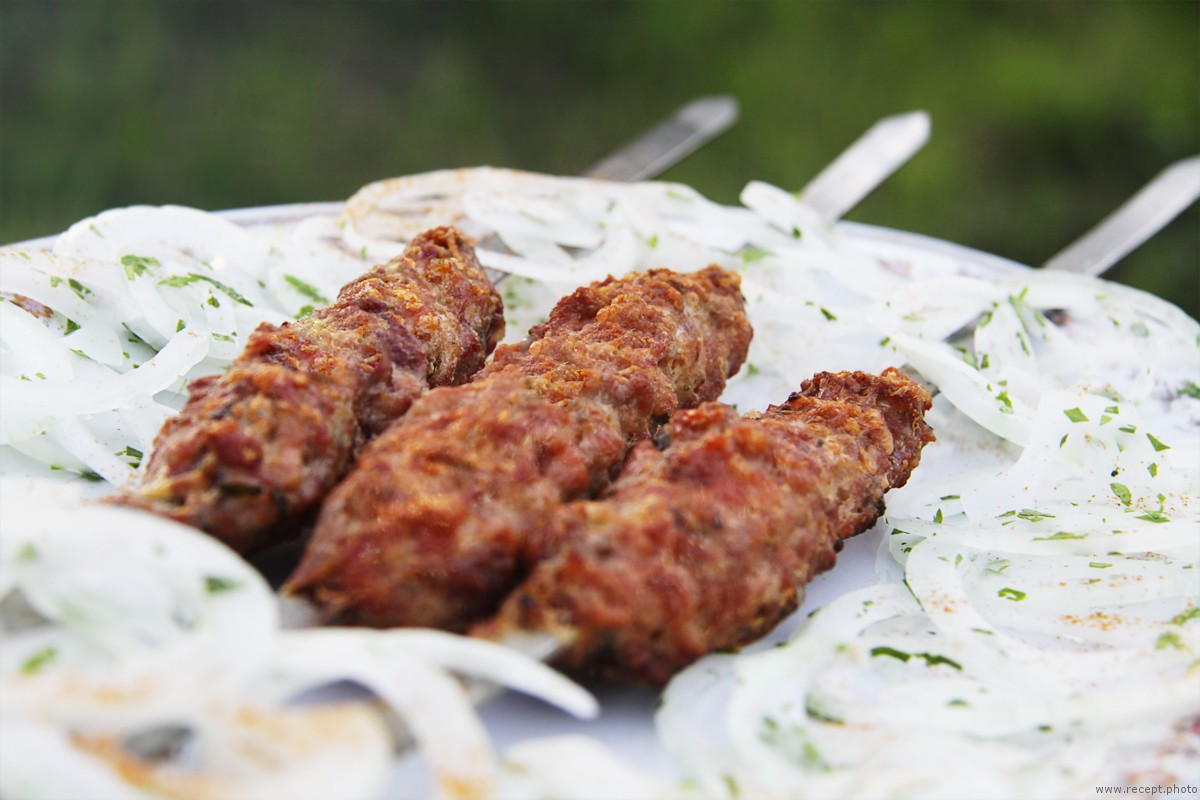 Люля кебаб рецепт