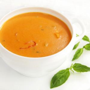 Томатный суп с креветками рецепт