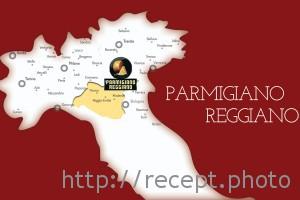 Сыр Пармиджано Реджано где производят