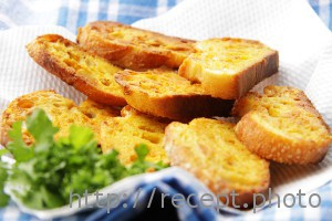 Багет с горчицей