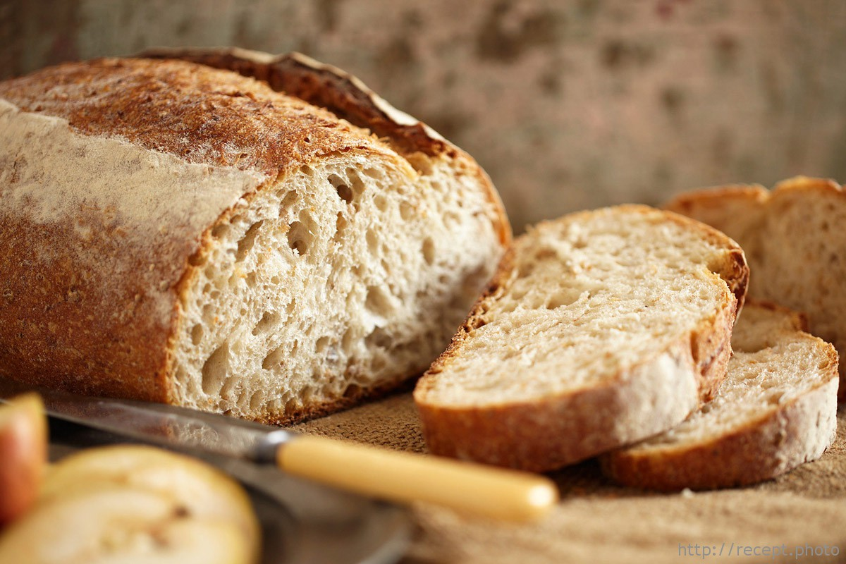 как приготовить настоящий хлеб в домашних условиях