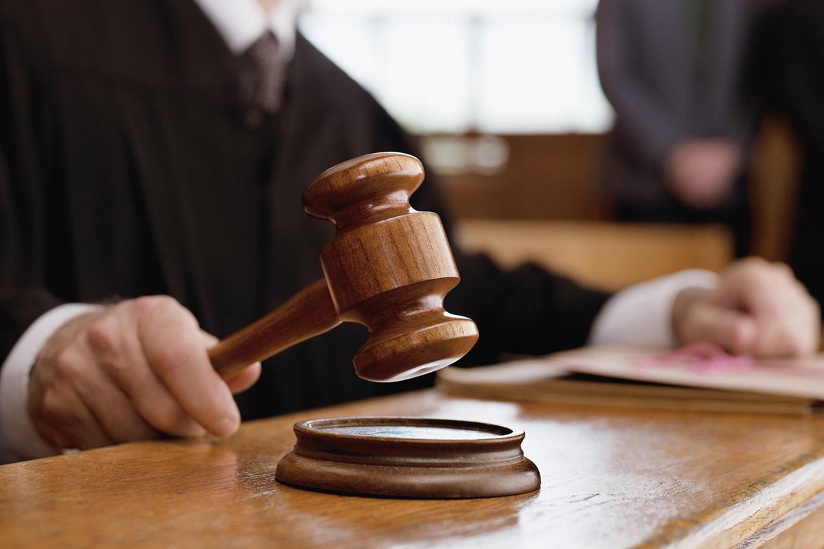 Судья фото
