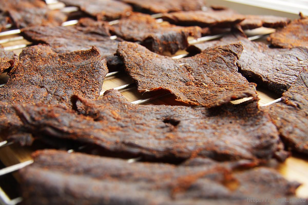 Джерки - мясные чипсы